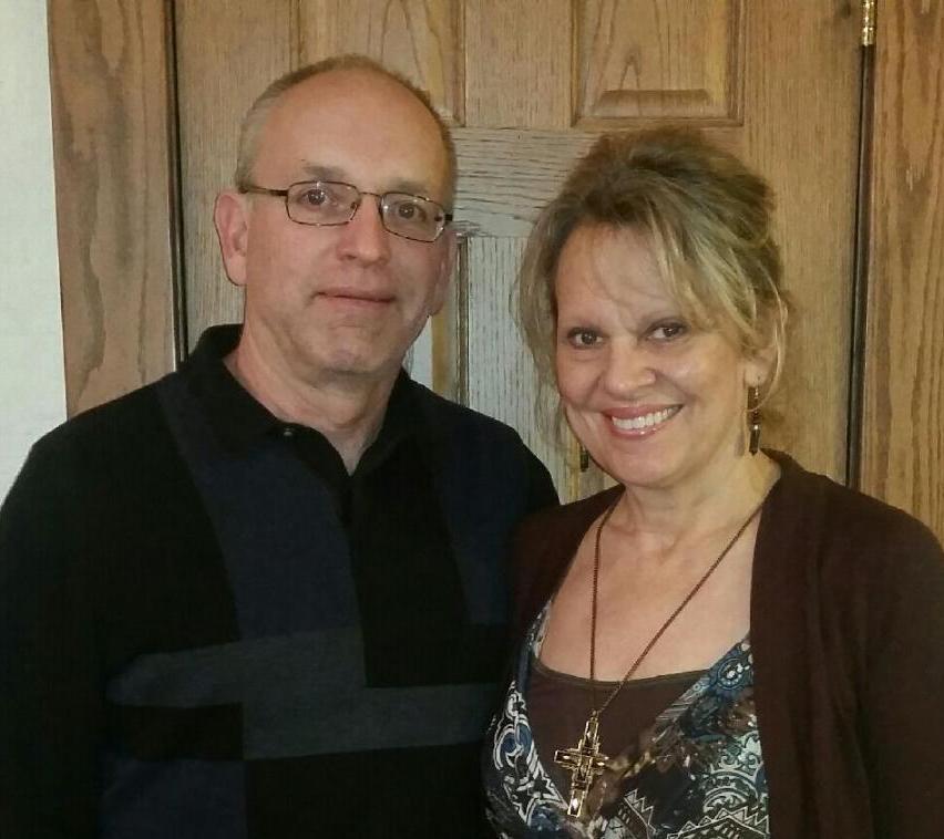Kay and Allan photo